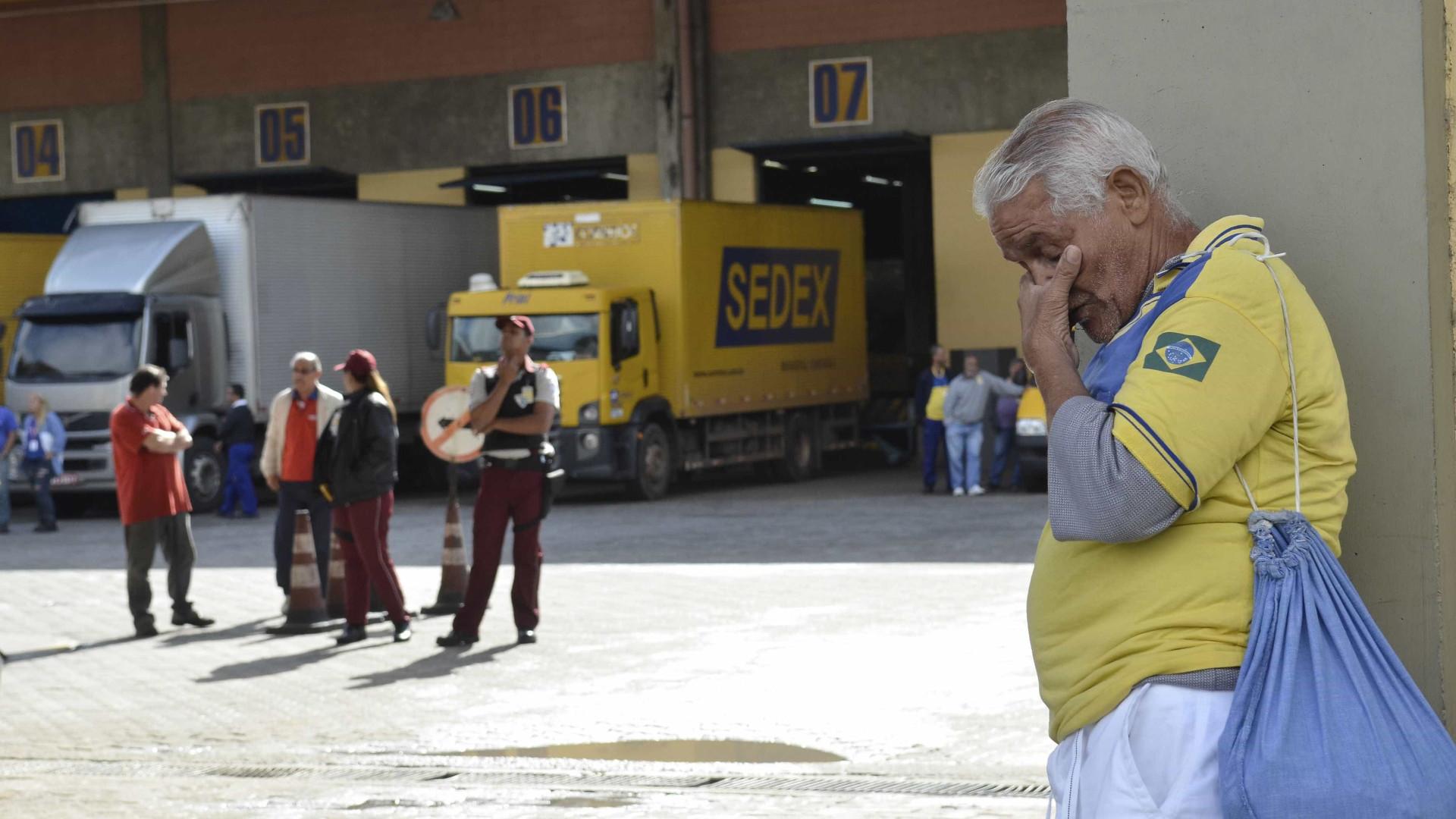 Correios encerram oferta de serviços bancários por medo de assaltos