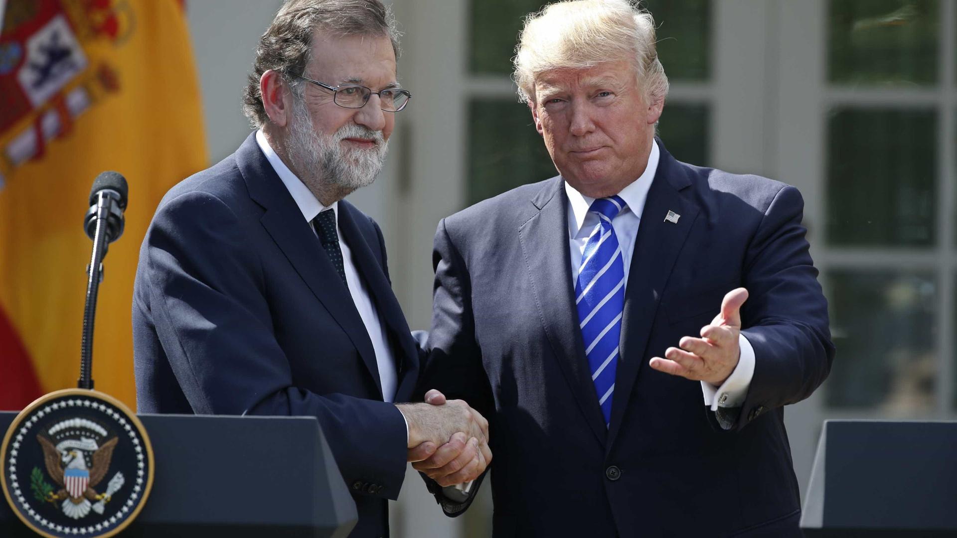 Pedido de sanções de Trump e Rajoy para UE foi vergonhosa — Venezuela