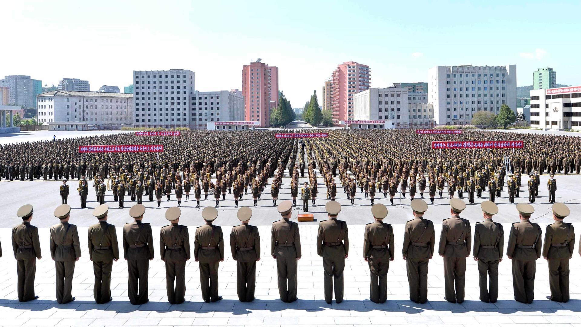 Guerra entre Coreia do Norte e EUA é 'real' após medidas de Trump