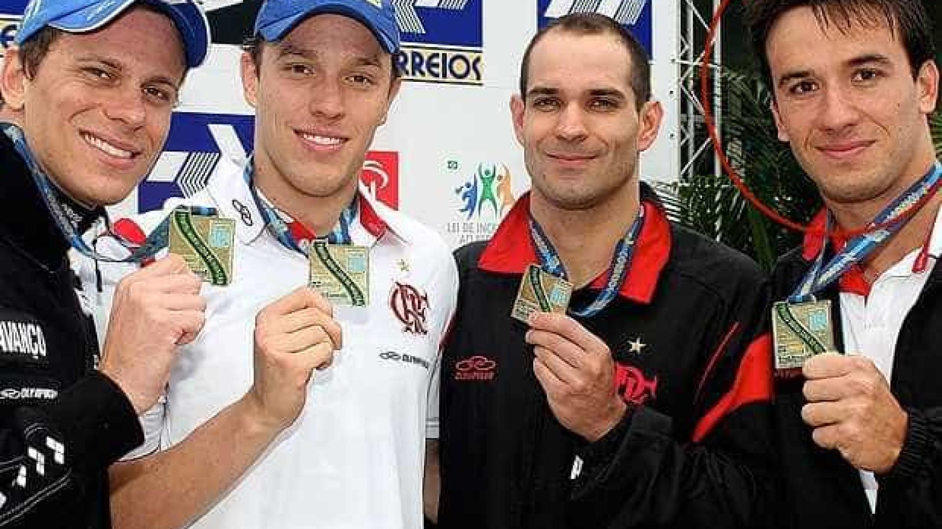 Nadador brasileiro morre após sofrer AVC nos EUA