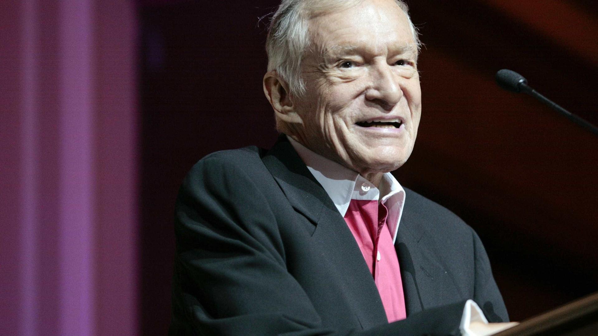 Morre criador da Playboy, aos 91 anos