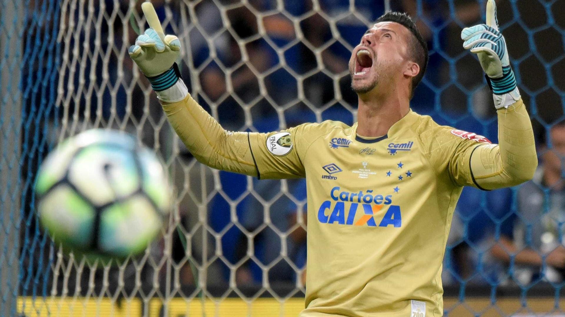 Fábio lembra lesão: 'Falaram que eu não jogaria mais em alto nível'
