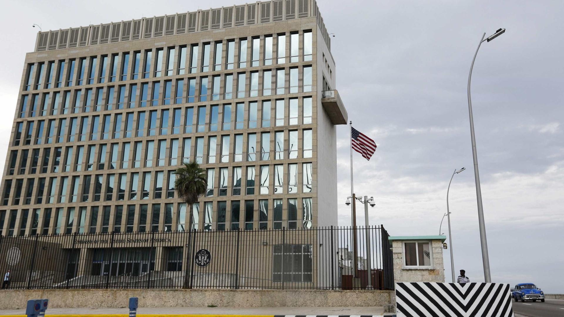 Estados Unidos reduzem em 60 por cento número de funcionários em Havana