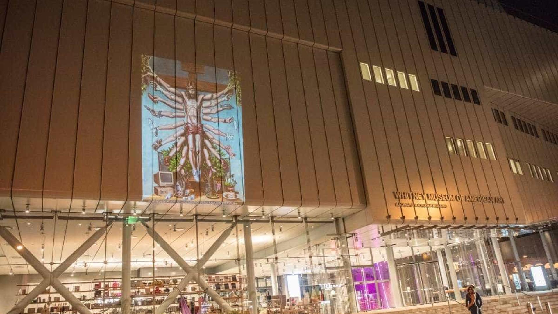 naom 59cf7b84d53e4 - Artista plástica projeta obras do 'Queermuseu' em museus de NY