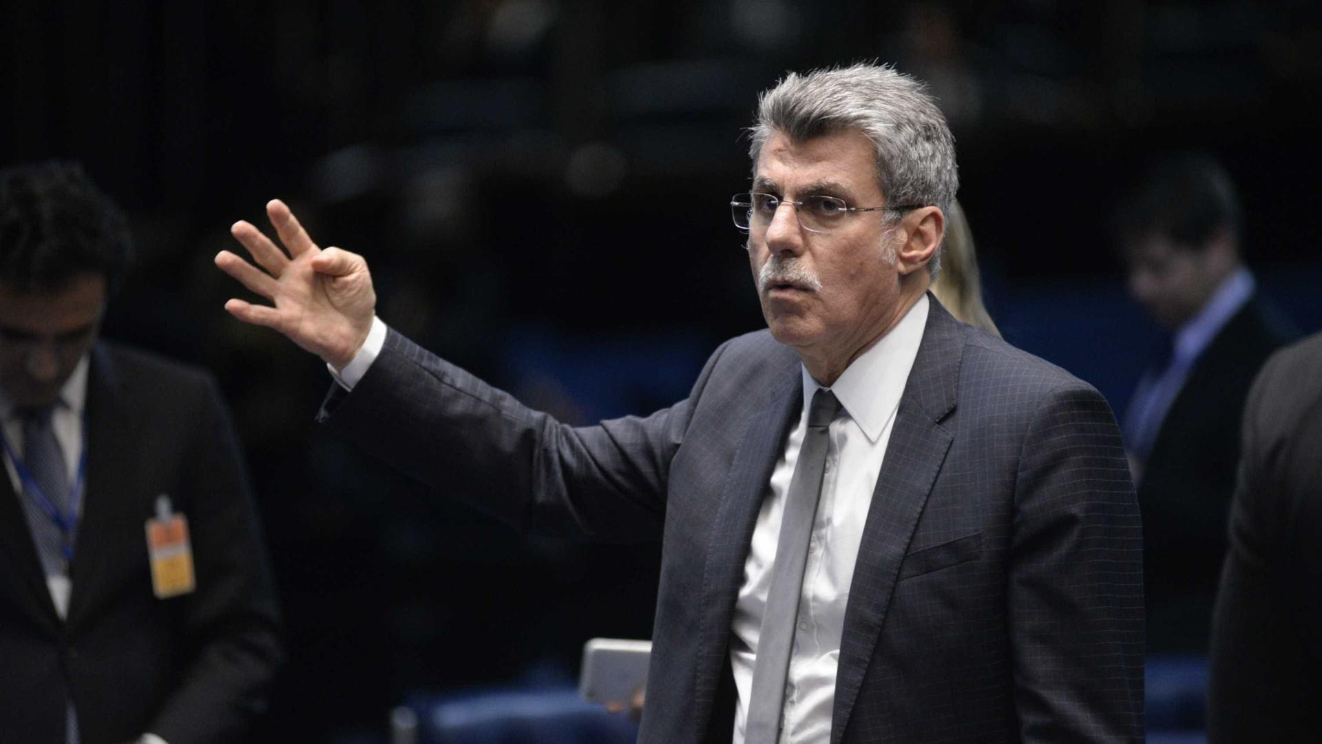 MDB está discutindo se lançará candidatura própria ou não, diz Jucá