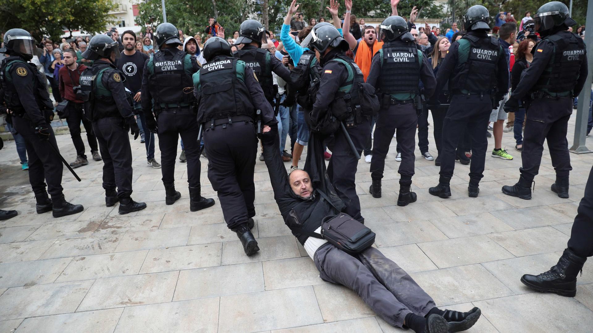 Independência da Catalunha poderá ser declarada na segunda-feira