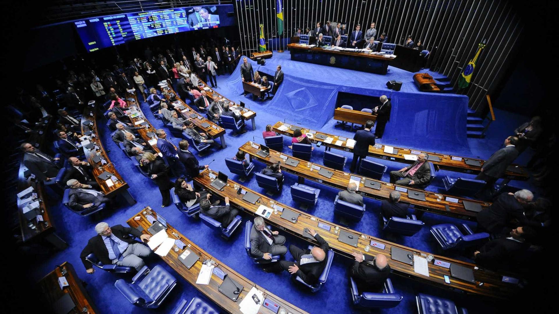 23 senadores investigados podem perder foro privilegiado este ano
