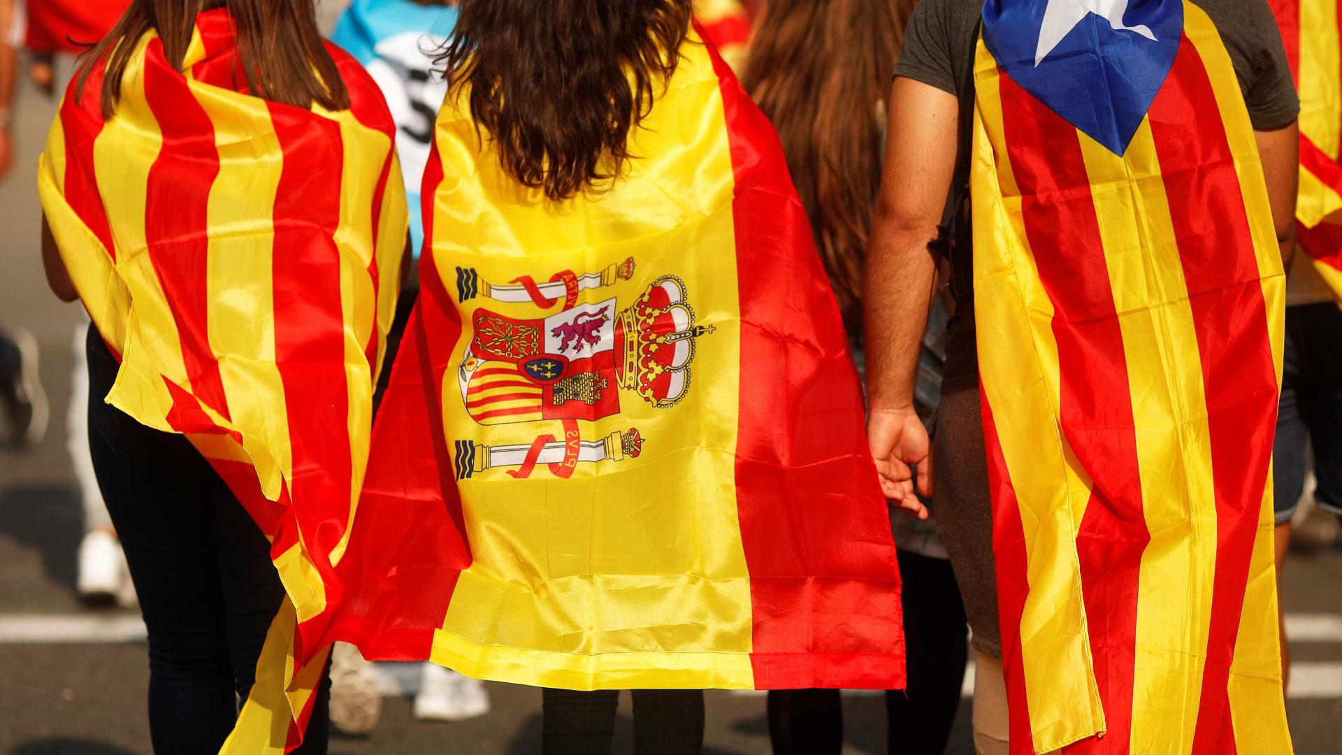 Madri não aceita indicações da Catalunha e mantém intervenção