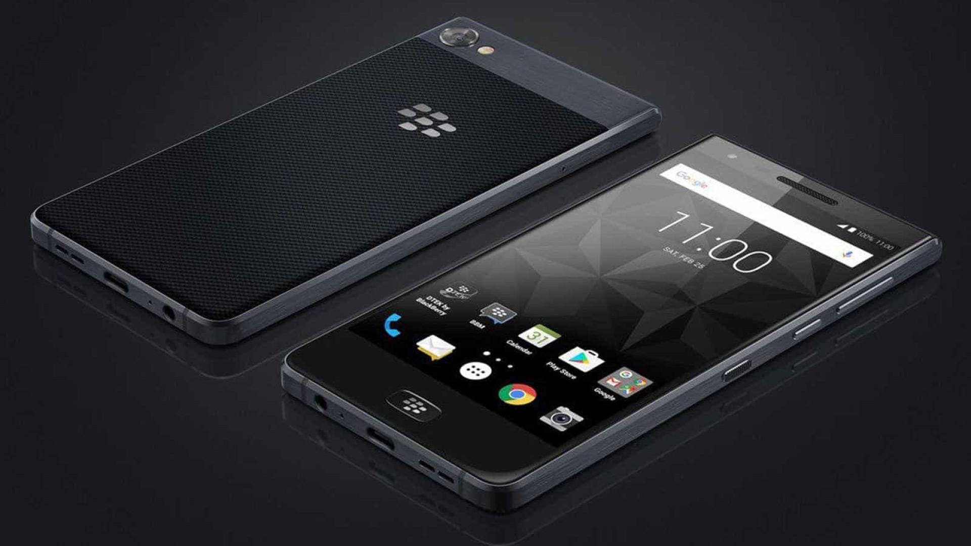 BlackBerry anuncia Motion: novo smartphone sem teclado físico