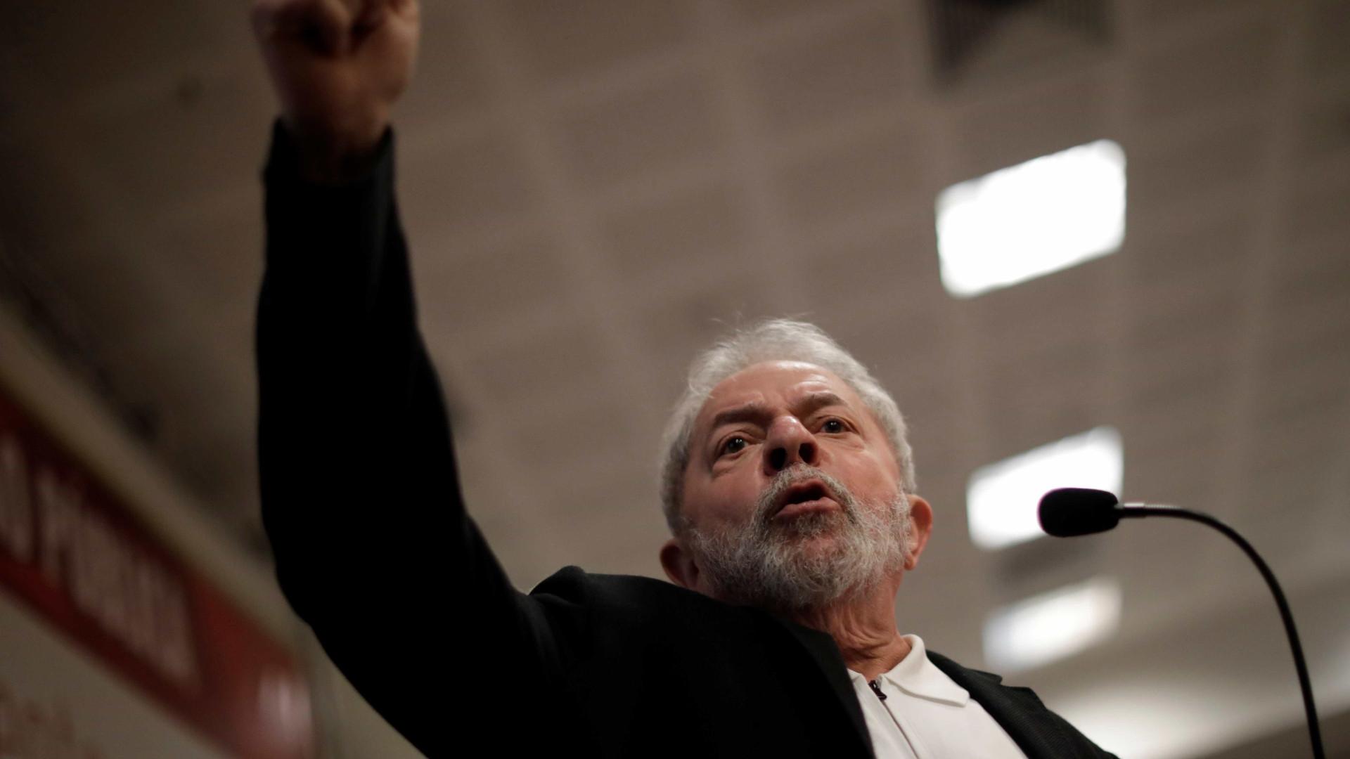PT reafirmará candidatura de Lula no próximo dia 25, diz Padilha