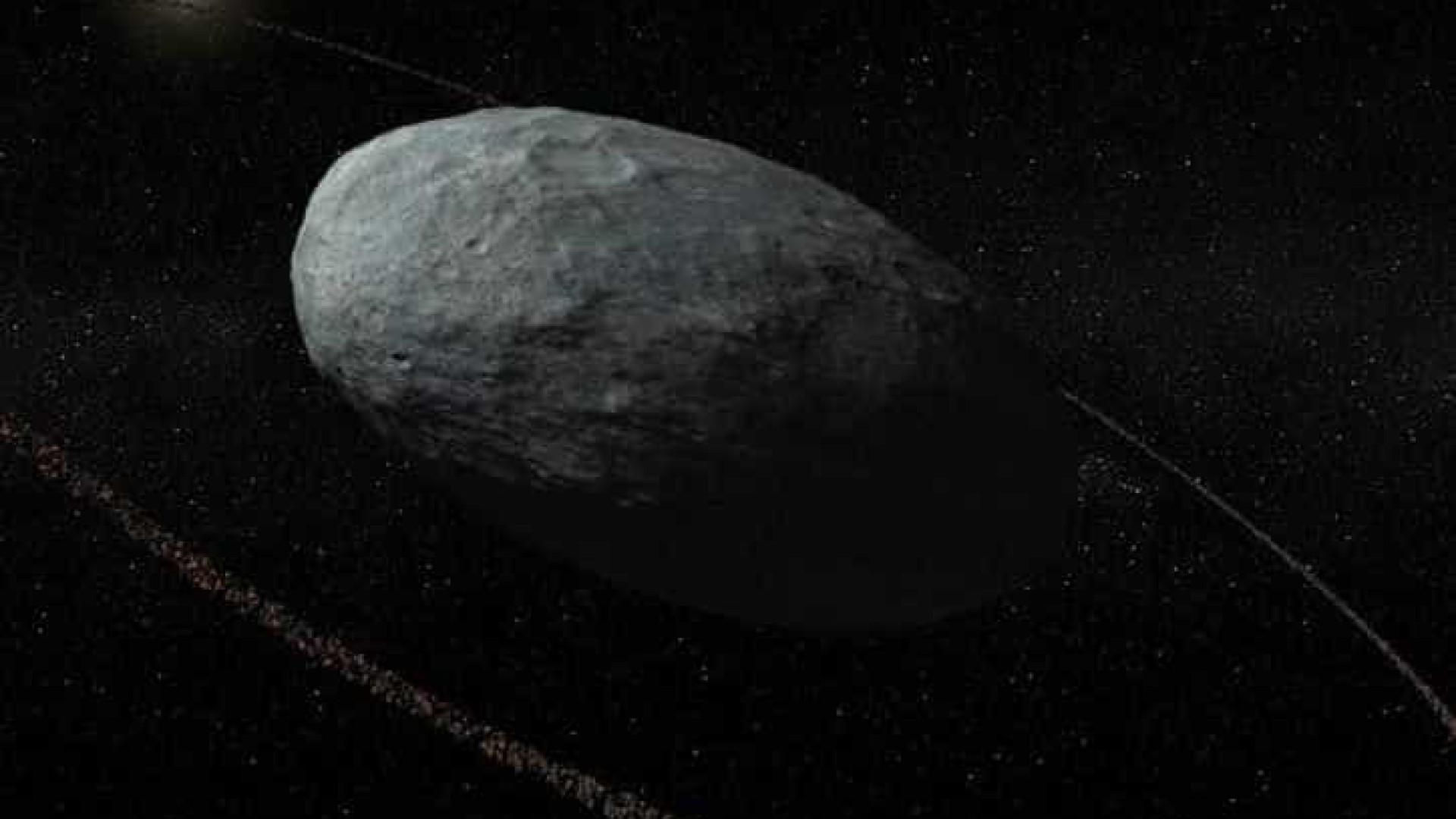 Astrônomos brasileiros descobrem anel em planeta anão vizinho de Plutão