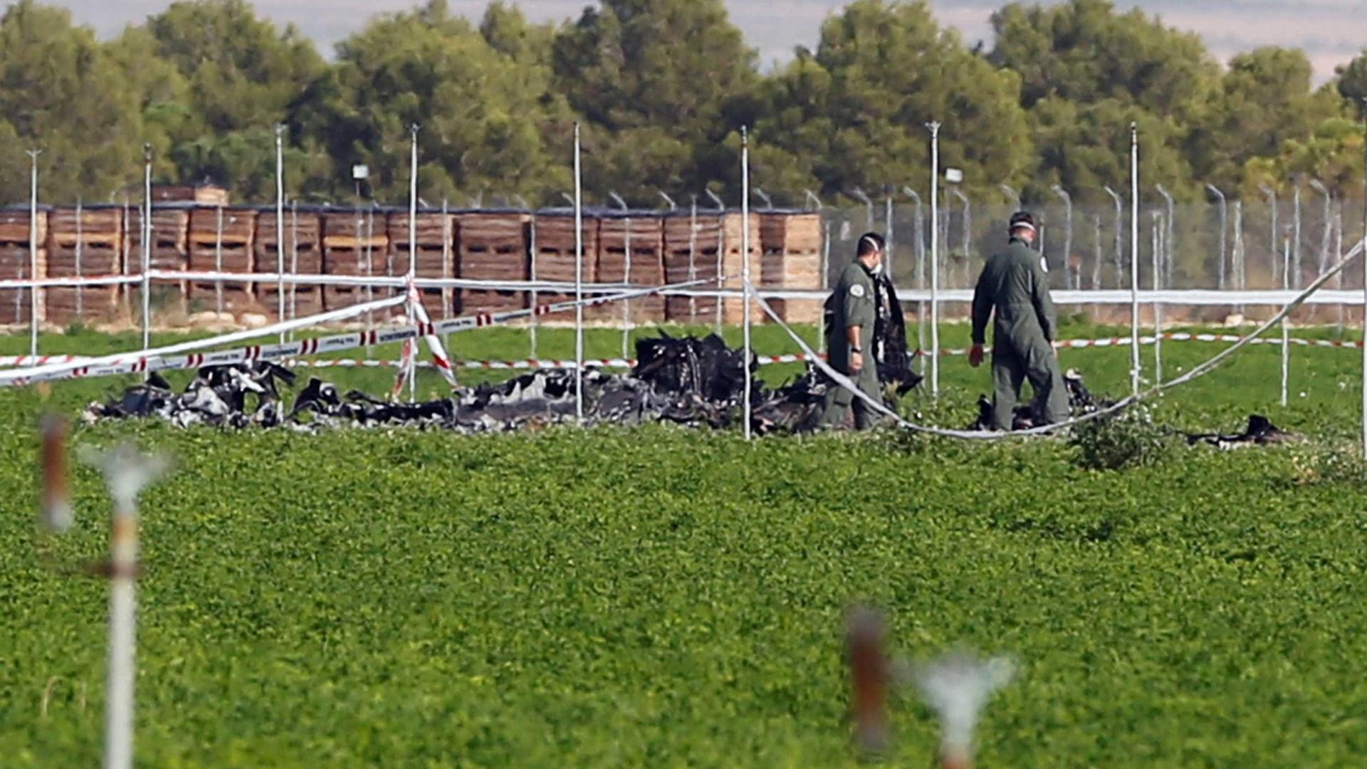 Avião militar despenha-se na base aérea de Albacete