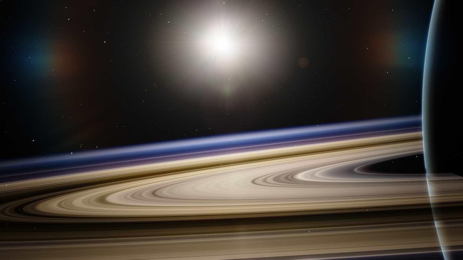 Astrônomos desvendam maior segredo dos anéis de Saturno