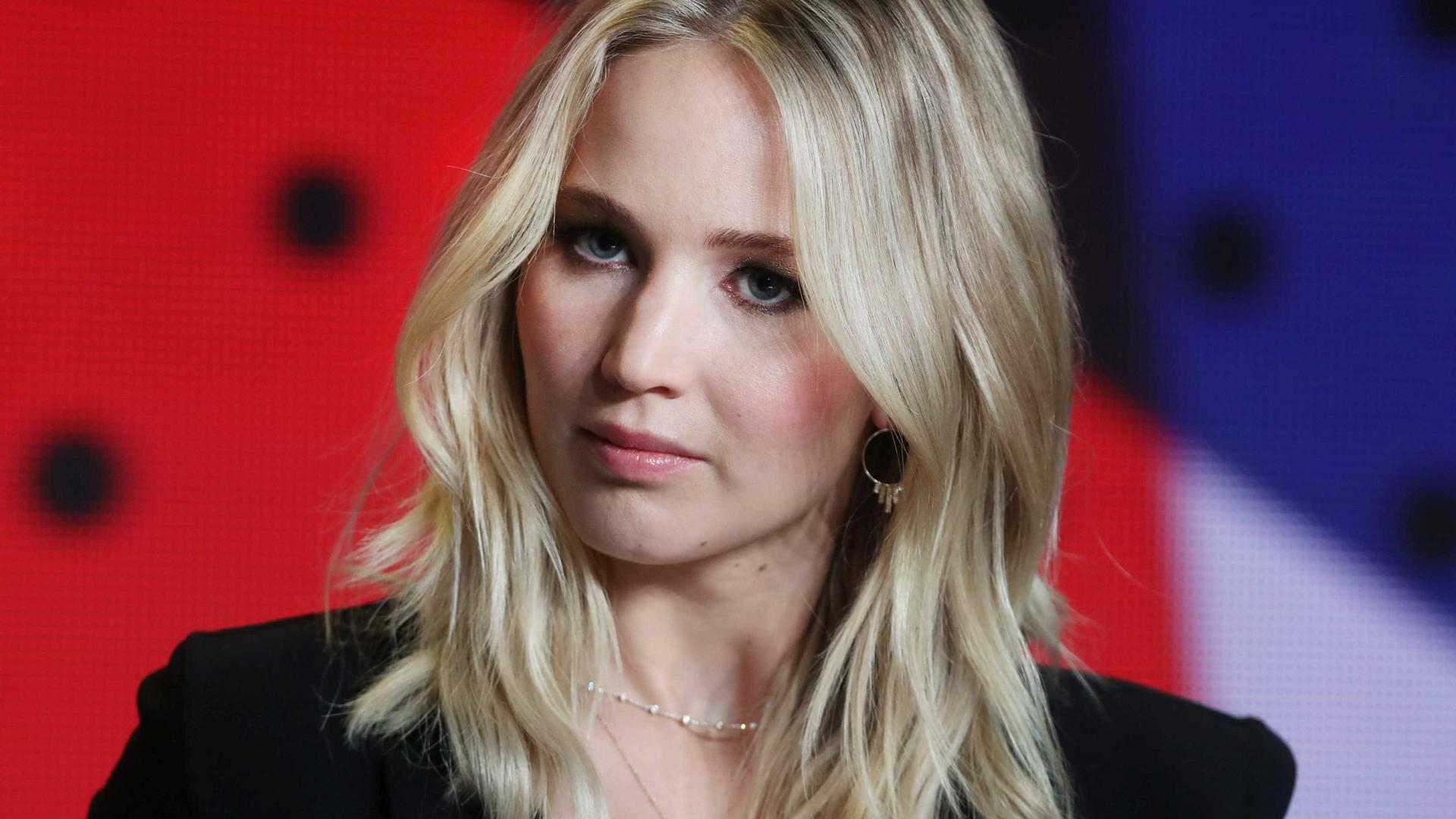 Fotos de Lawrence nua: atriz ainda se recupera do choque após 3 anos