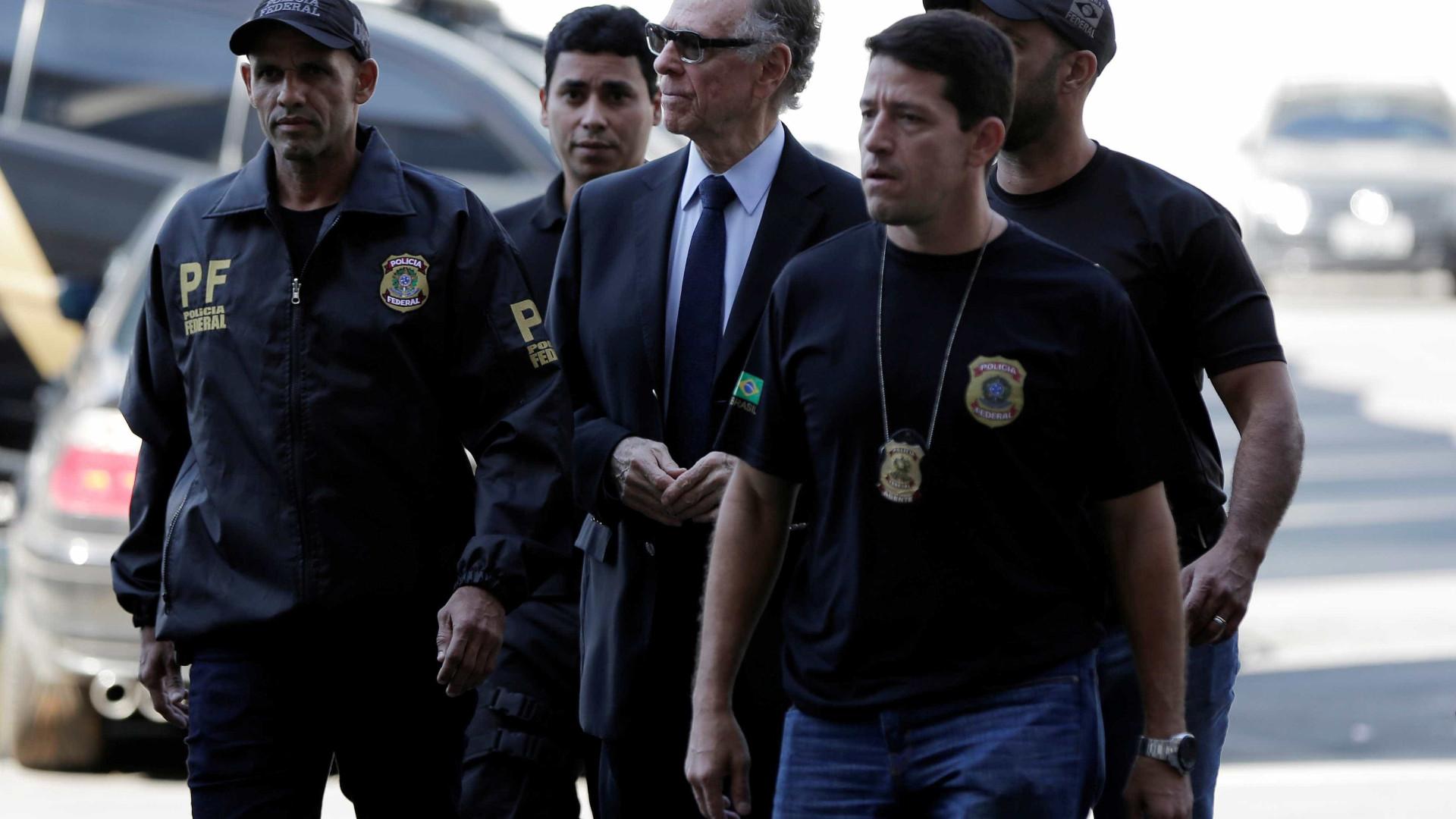Nuzman deixa presídio no Rio de Janeiro