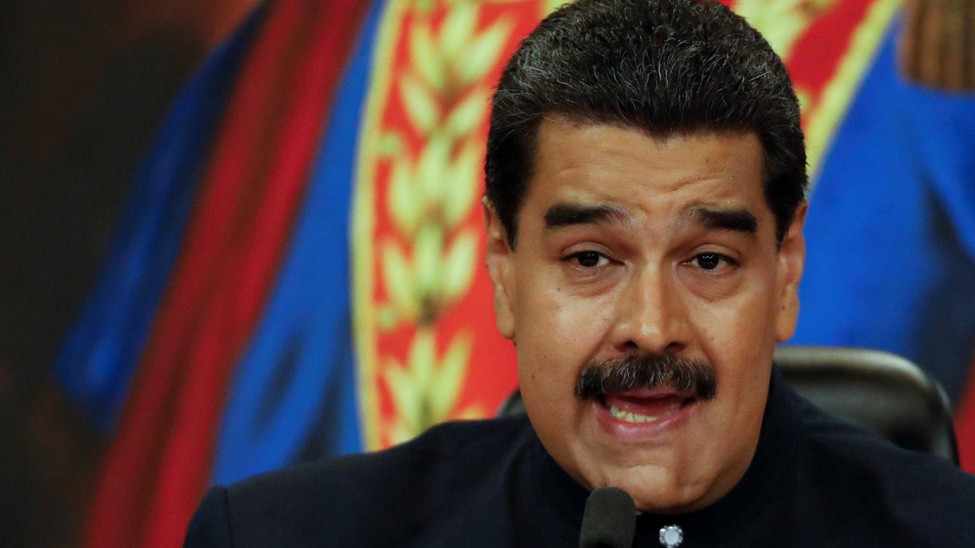 Maduro pede que Colômbia e ELN coloquem paz acima das diferenças