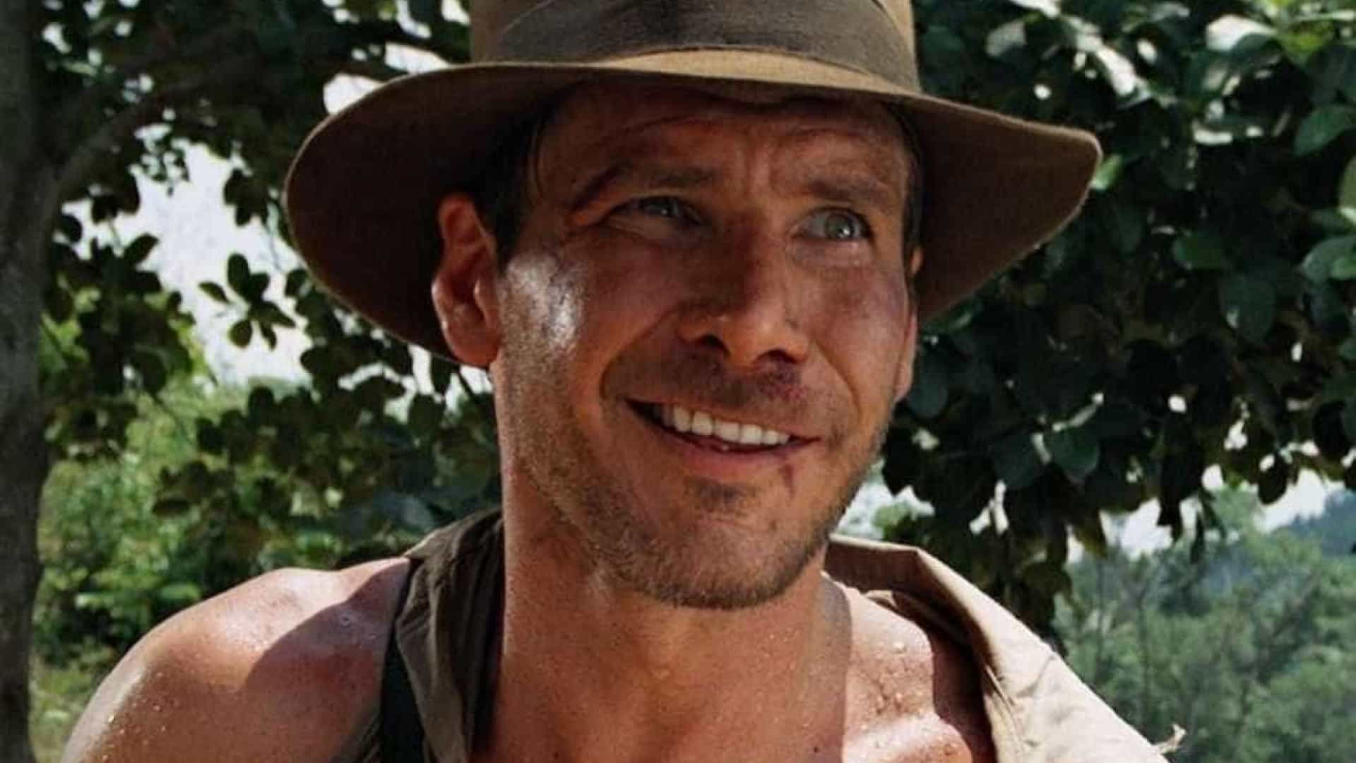 Revista elege Indiana Jones o maior personagem da história do cinema