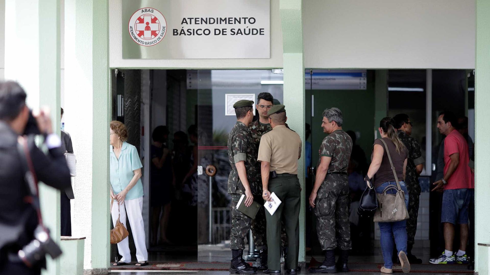 Temer passa bem e deve ter alta ainda hoje, diz Planalto