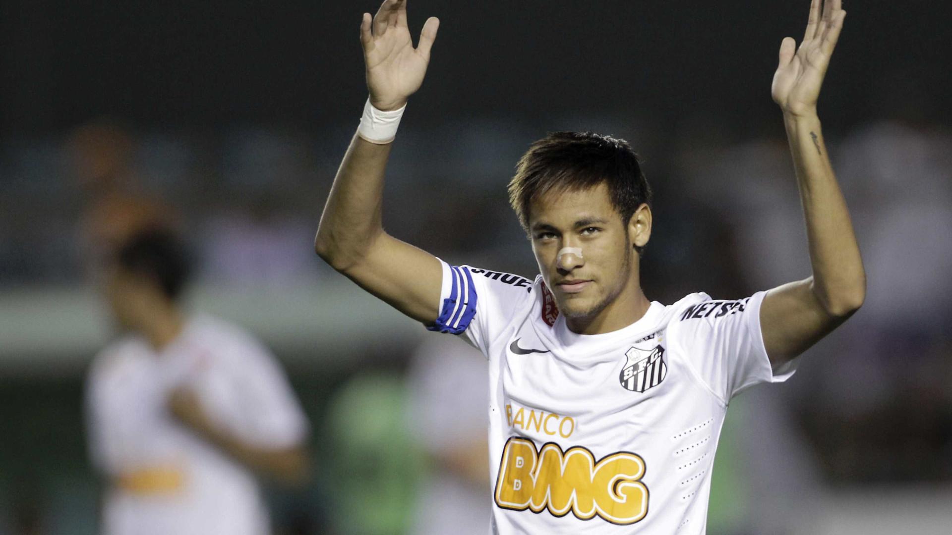 Veja por que Neymar foi expulso contra o Olympique de Marselha