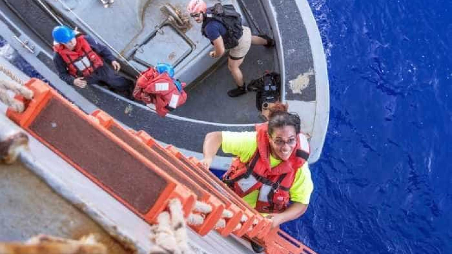 Saiba como americanas sobreviveram 5 meses à deriva no Pacífico