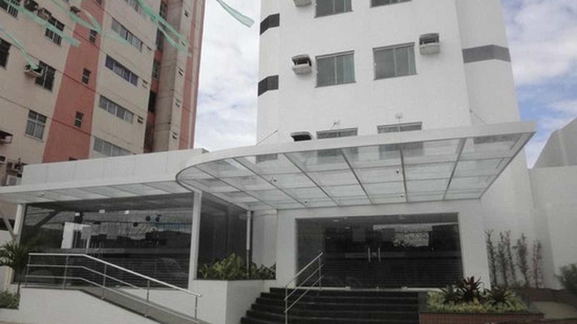 Mulher sobrevive após cair do 13º andar de hotel em Belém