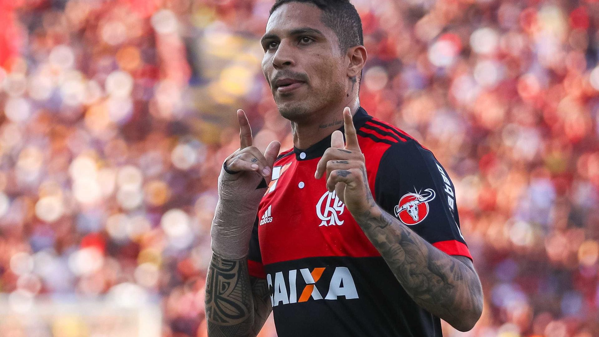 Imprensa argentina acusa doping de Guerrero; clube aguarda notificação