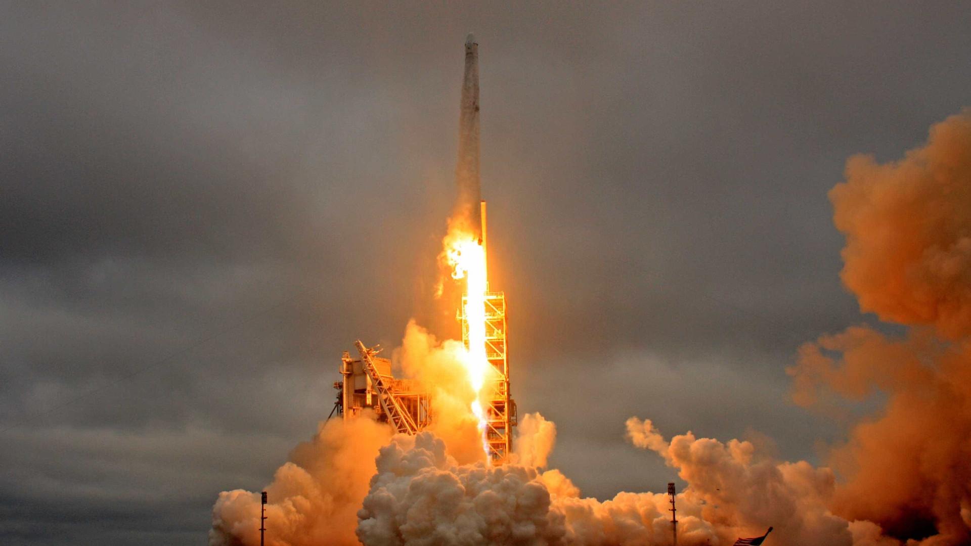 Europa lança mais 4 satélites do sistema de 'GPS' Galileo