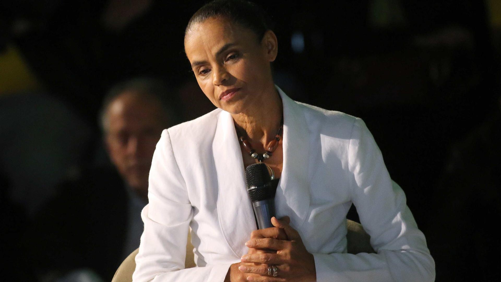 Baixas na Rede podem tirar Marina Silva de debate