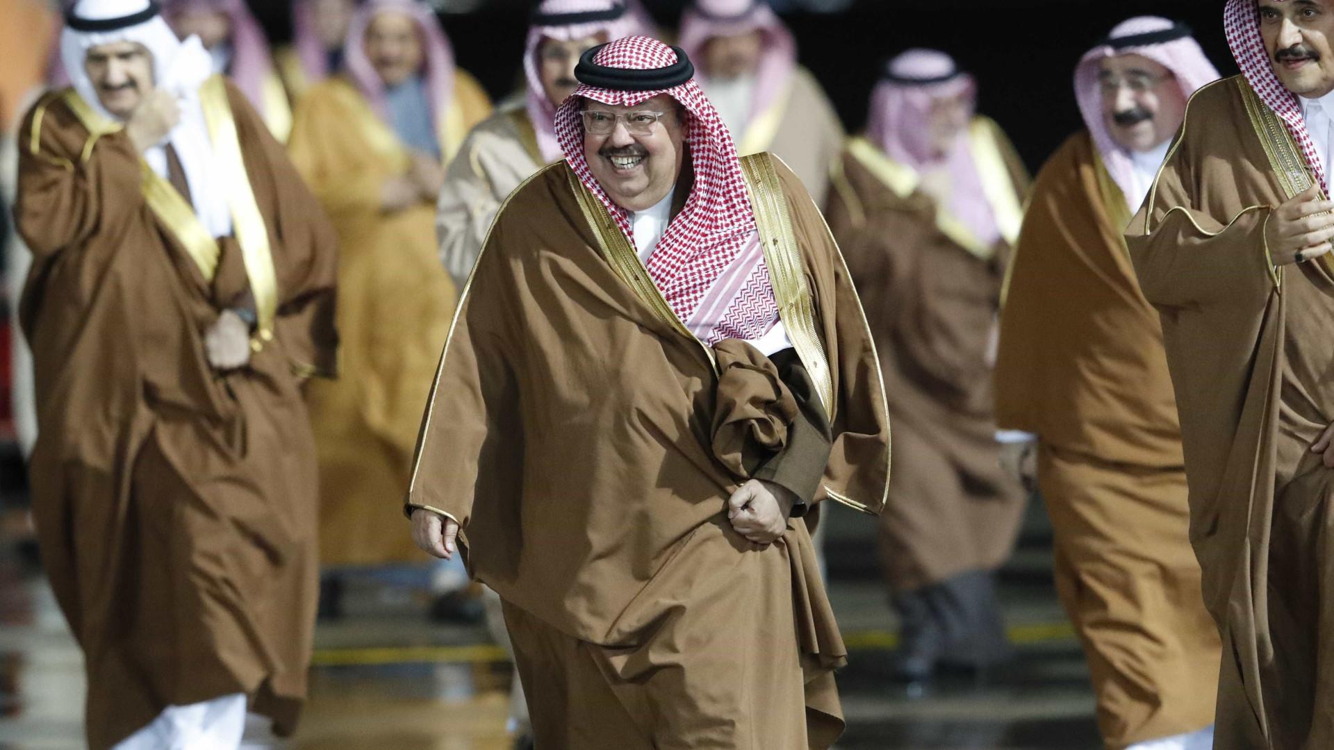Autoridades da Arábia Saudita prendem príncipes e ministros
