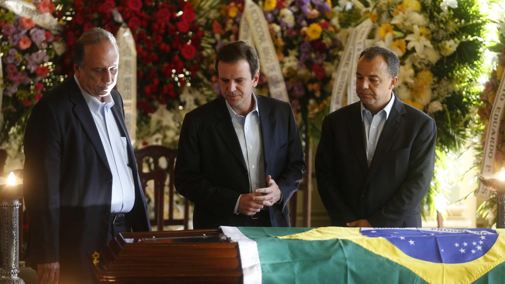 Paes, Pezão e Cabral negociavam pessoalmente caixa 2, diz delator