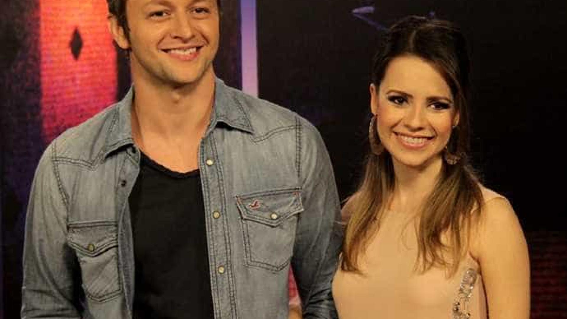 Sandy revela detalhes sobre início de namoro com Lucas Lima