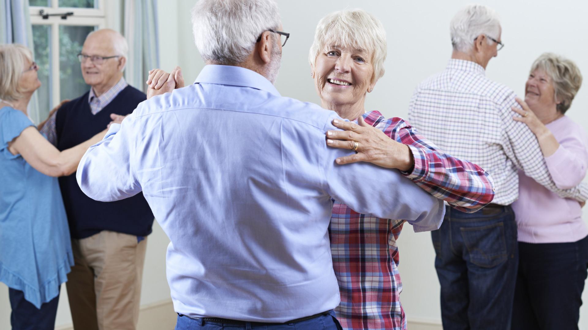 Dança de salão pode reverter até envelhecimento cerebral
