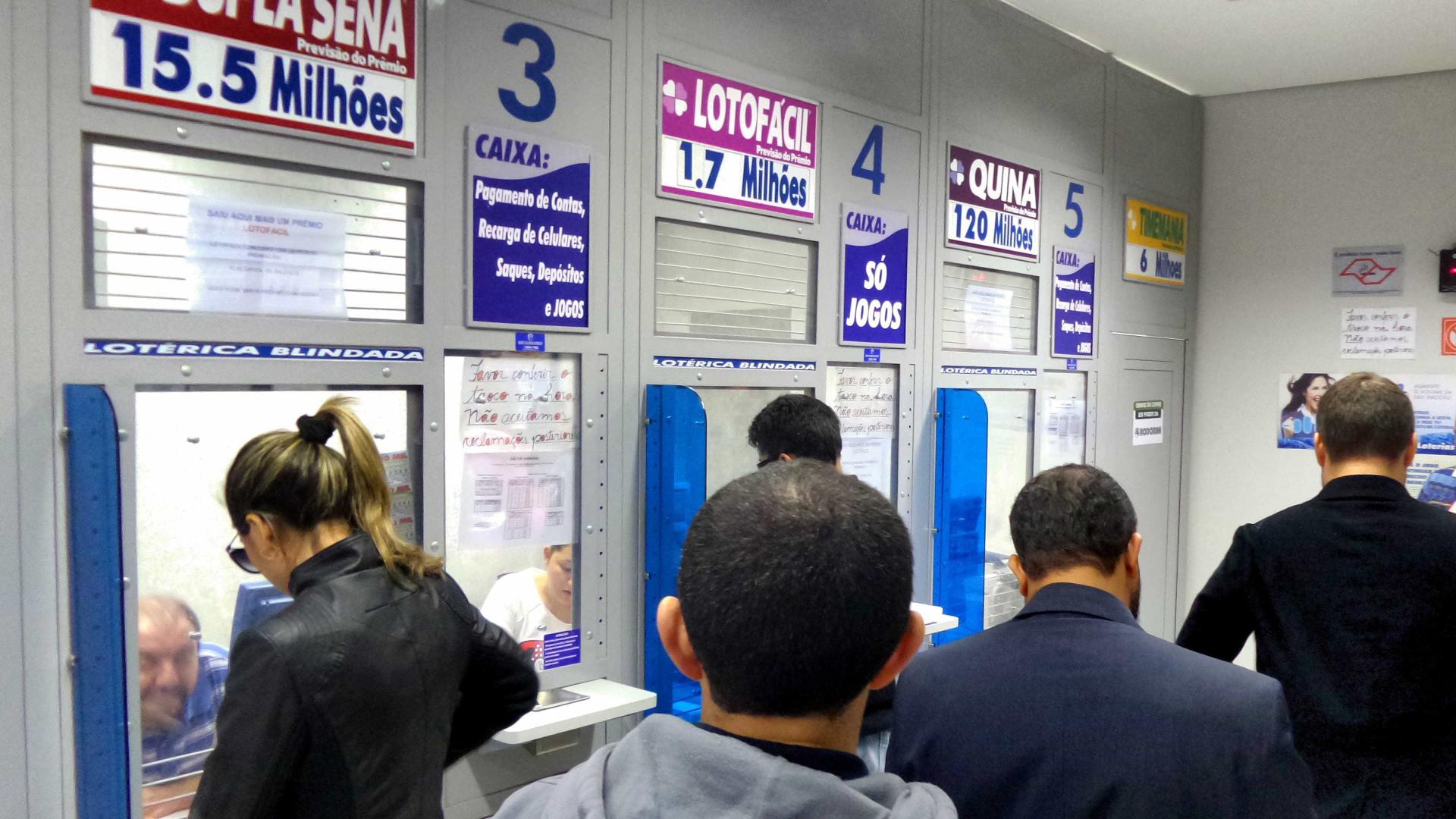 Dois apostadures faturam mais de R$ 1 milhão em prêmio da Lotofácil