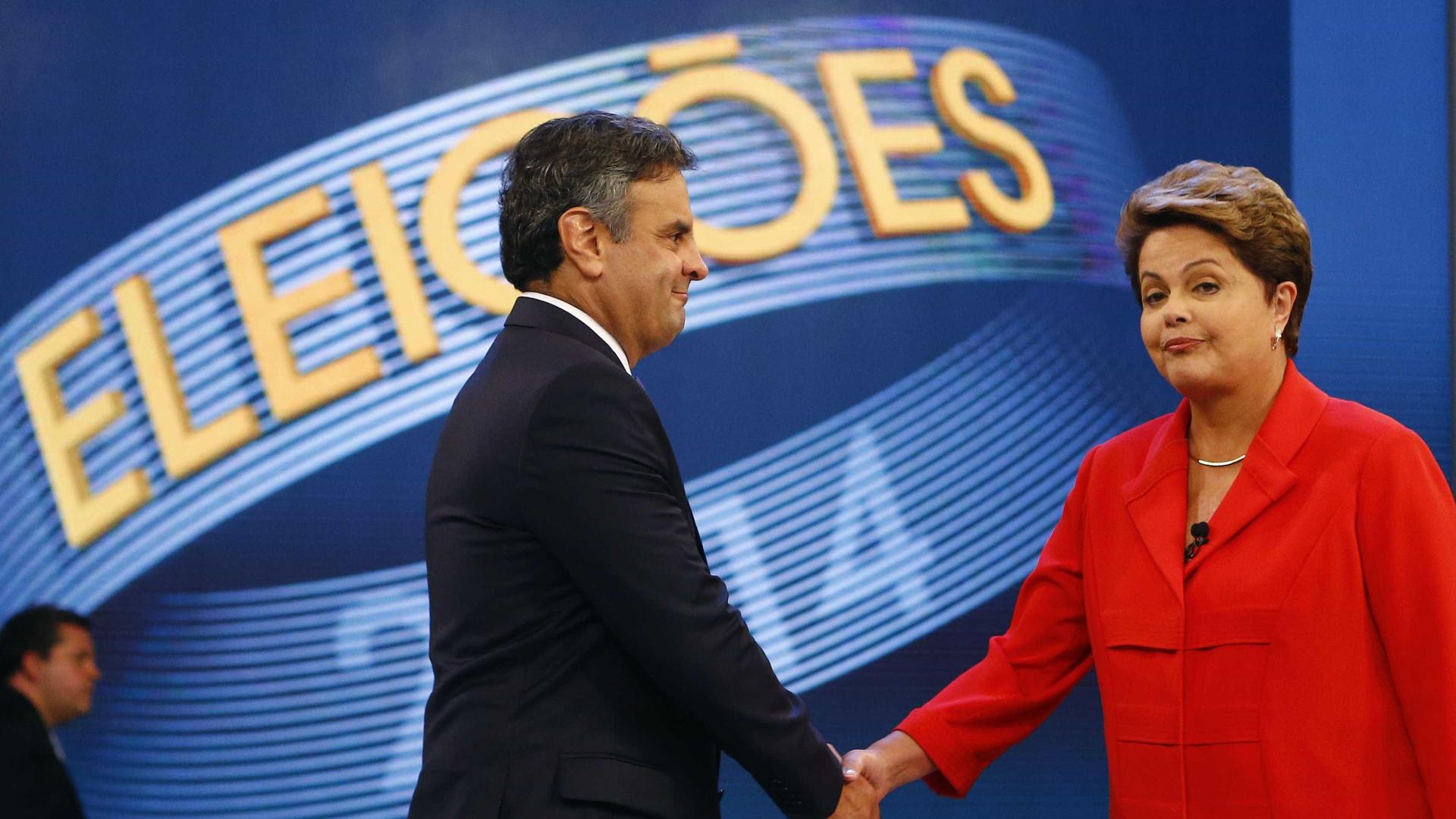 """""""Organizações criminosas estavam presentes na campanha de 2014"""""""