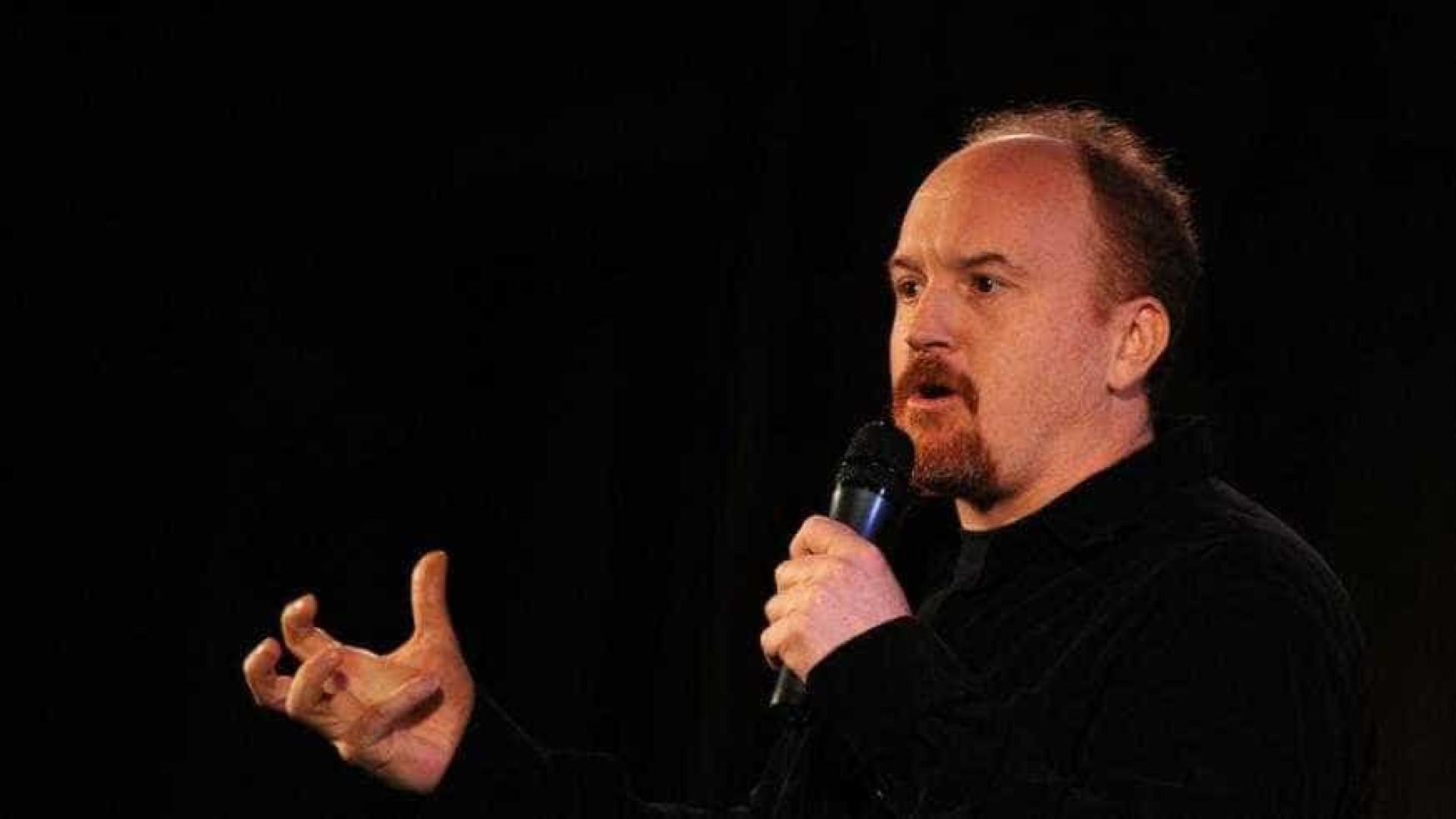 Prestigiado comediante Louis CK é acusado de assédio sexual por cinco mulheres