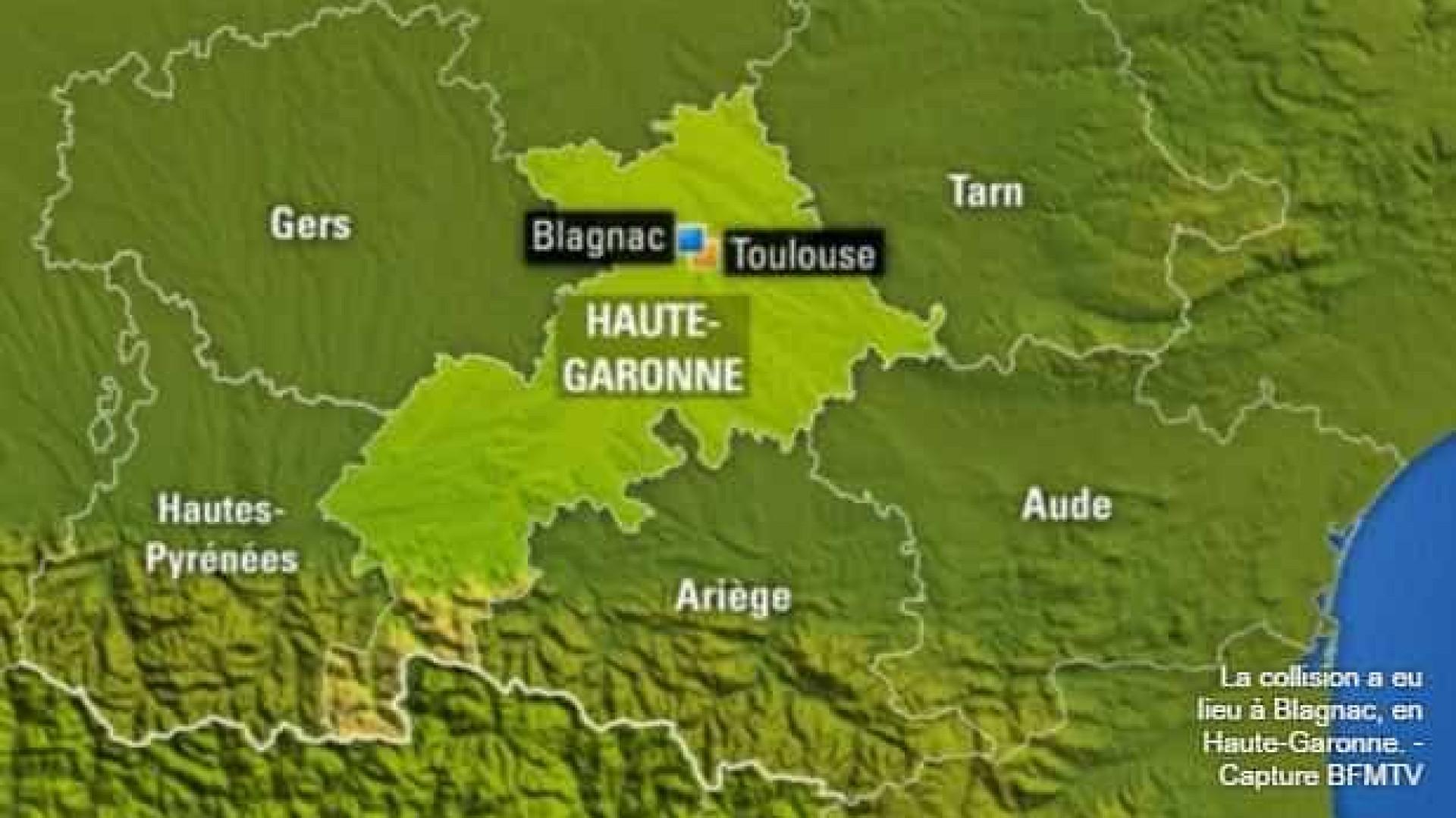 Motorista joga carro contra estudantes e fere ao menos 3 na França