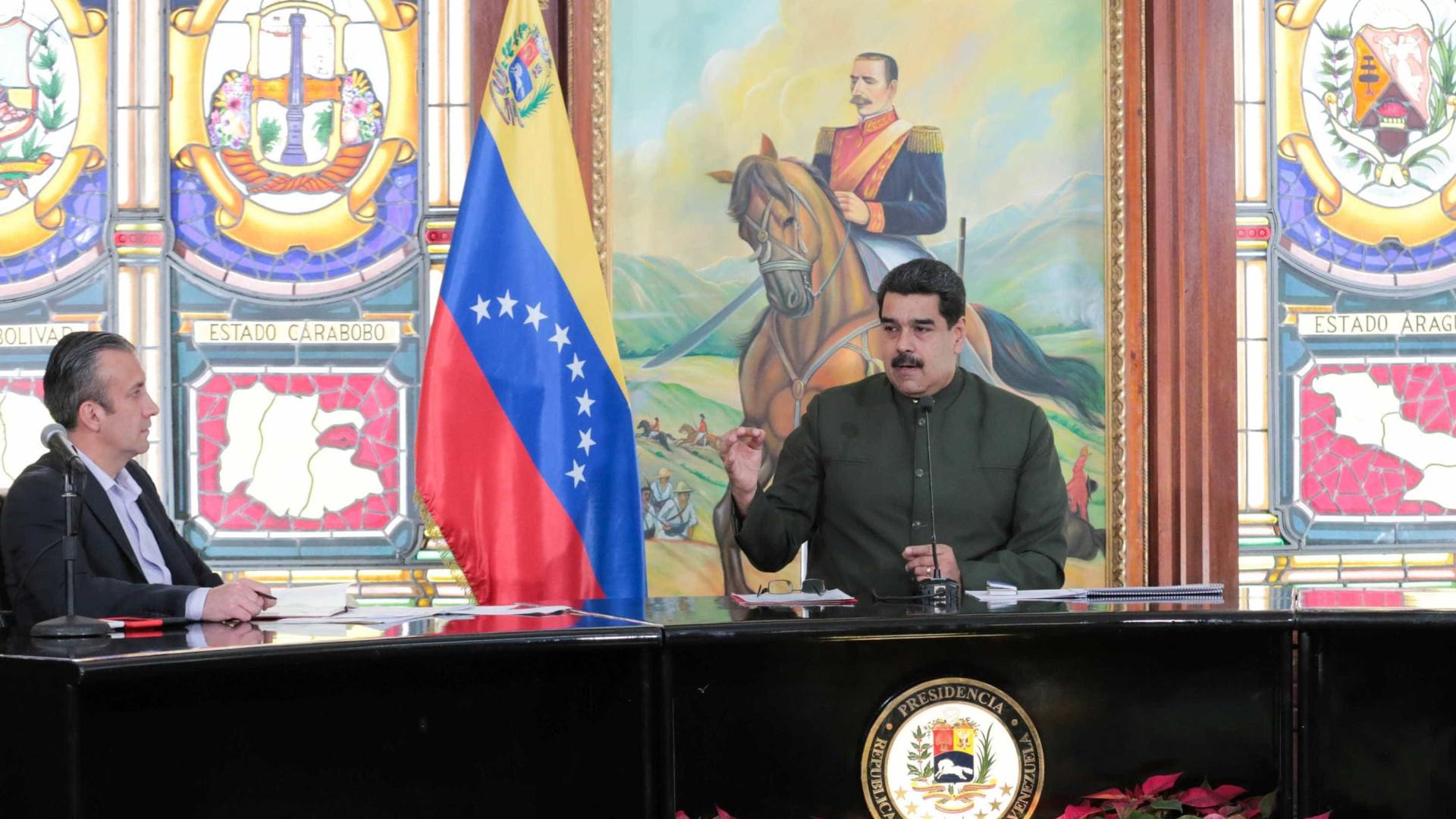 União Europeia aprova novas sanções contra a Venezuela