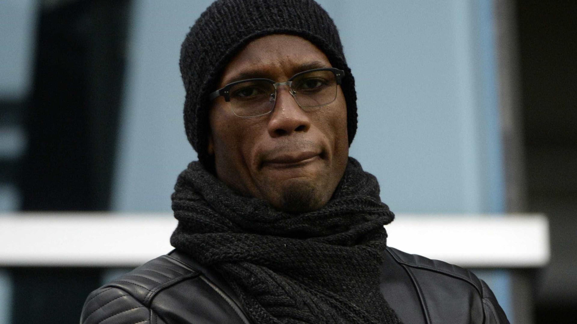 Nos EUA, Drogba anuncia aposentadoria em 2018