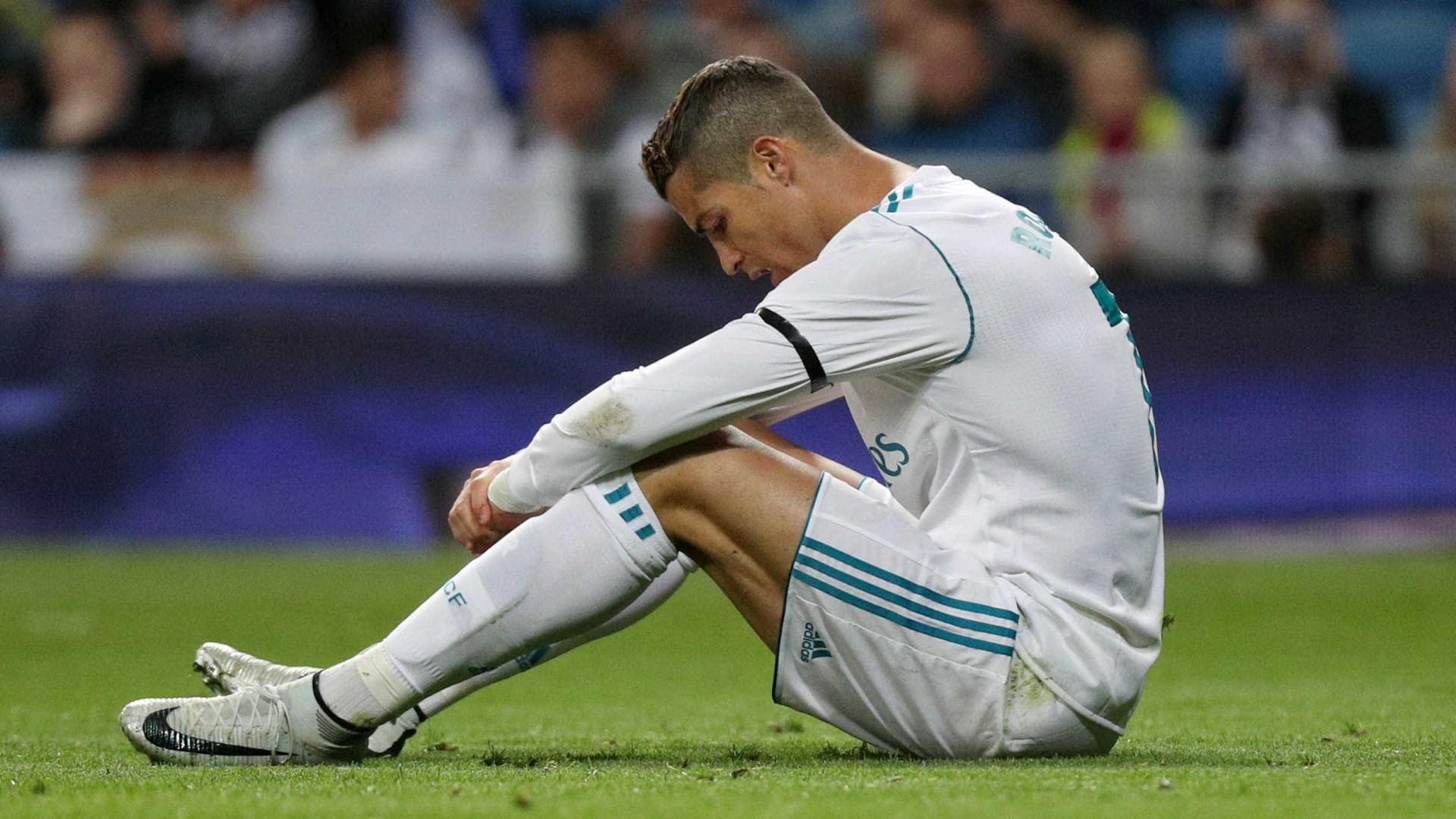CR7 já tem data para deixar Real Madrid, diz TV