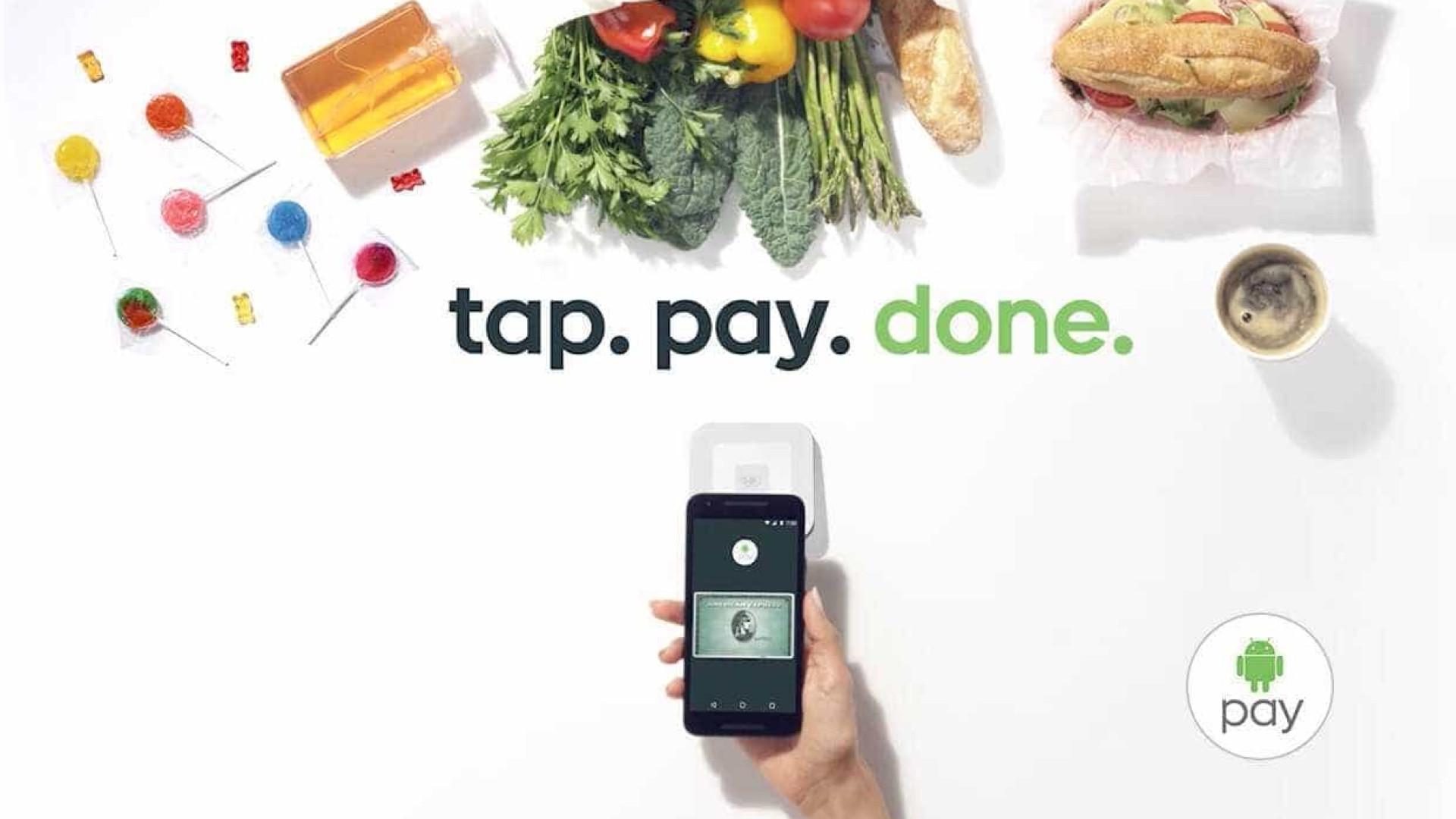 Google lança sistema de pagamento por aproximação no Brasil