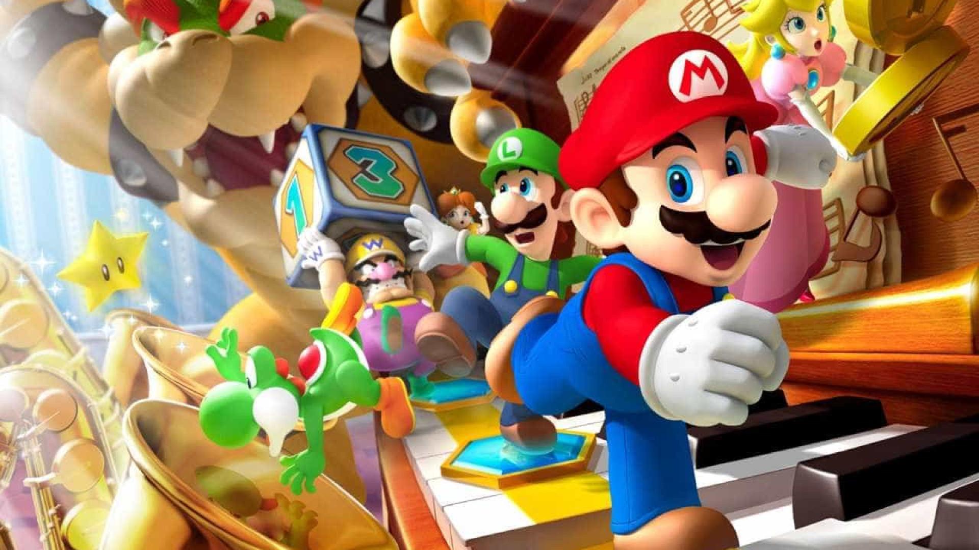 Nintendo vai lançar longa de animação do Super Mario