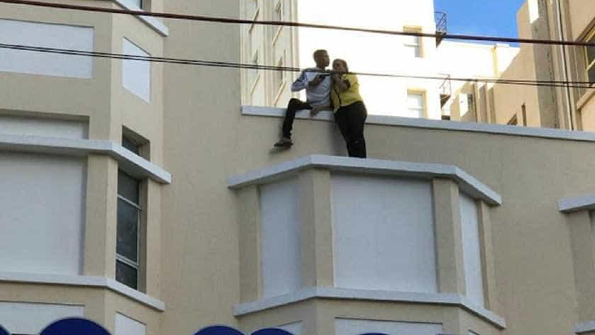 Em Fortaleza, sequestro é transmitido ao vivo no Facebook
