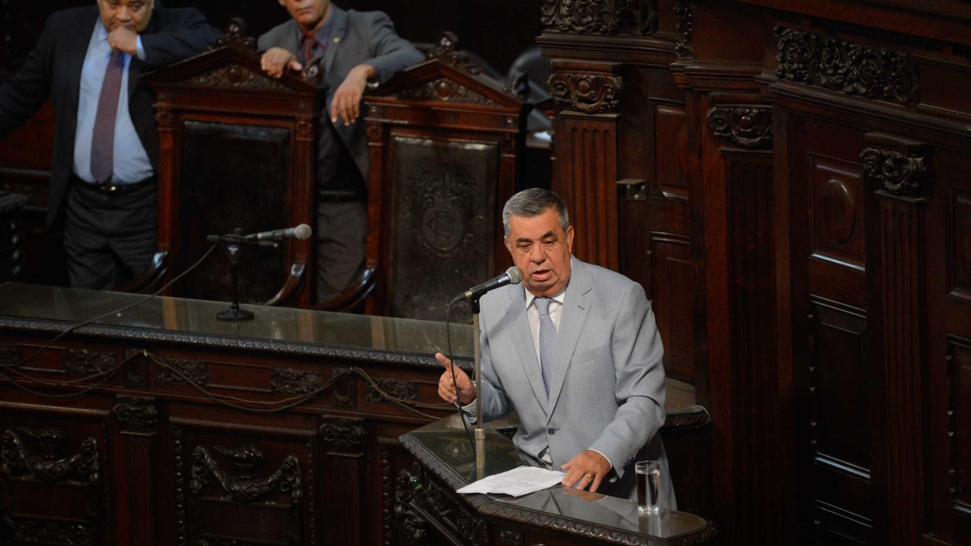 MPF cita 'esquema monumental' e recomenda que Picciani siga preso
