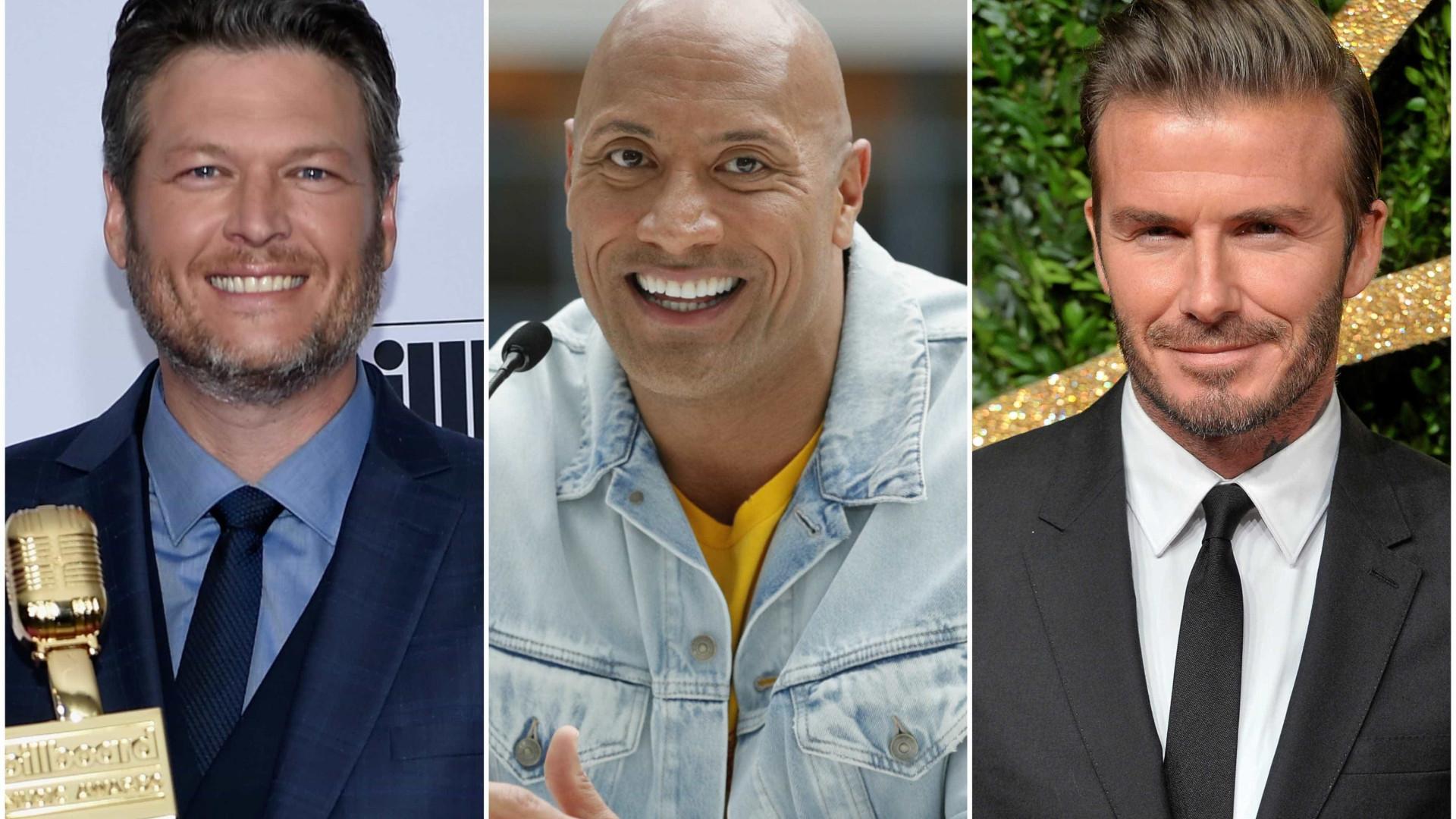 People: relembre os homens mais sexy do mundo dos últimos 30 anos