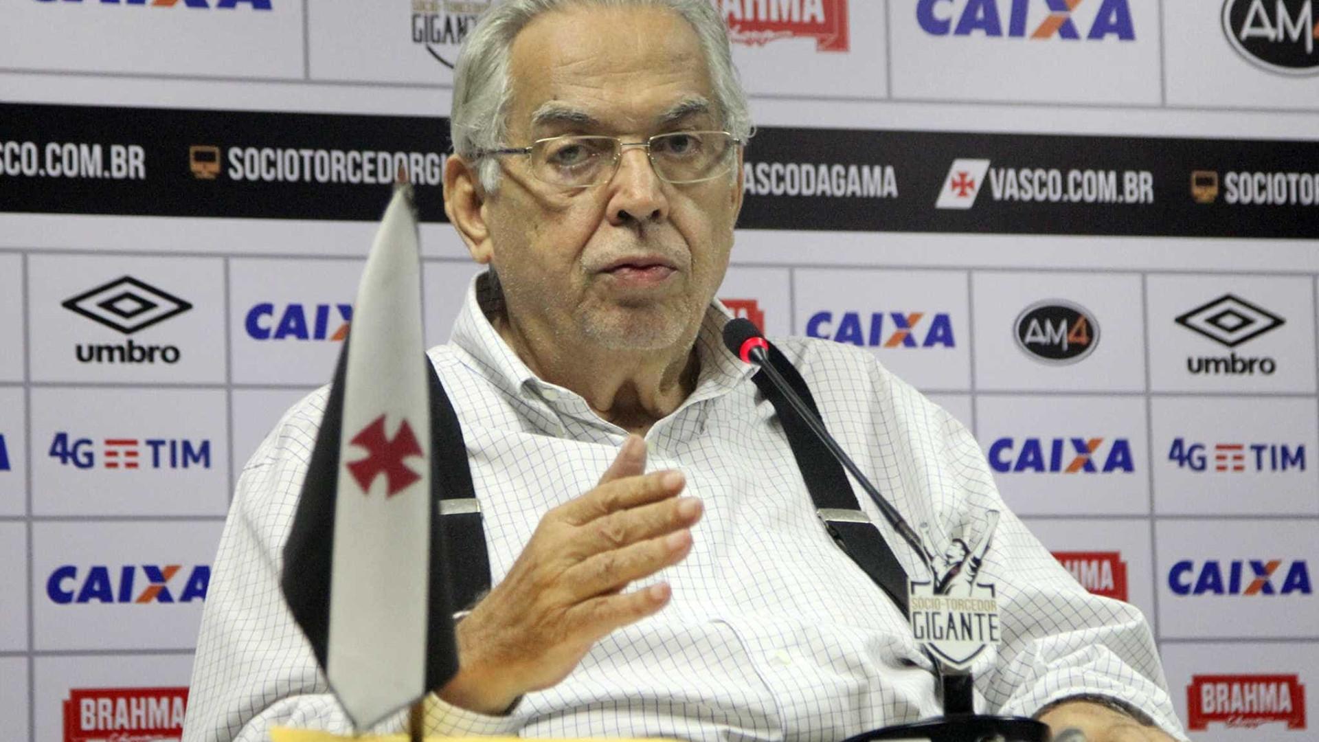 Eurico Miranda é convocado para depor pela Polícia Civil