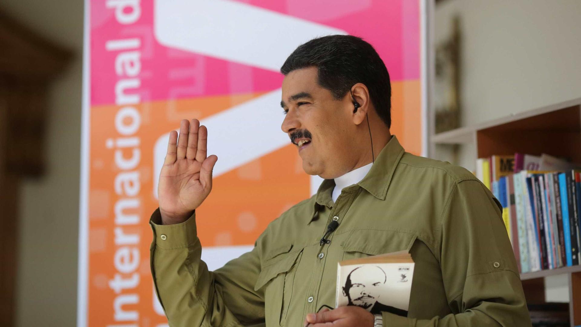 Ex-procuradora-geral denuncia Maduro em Haia