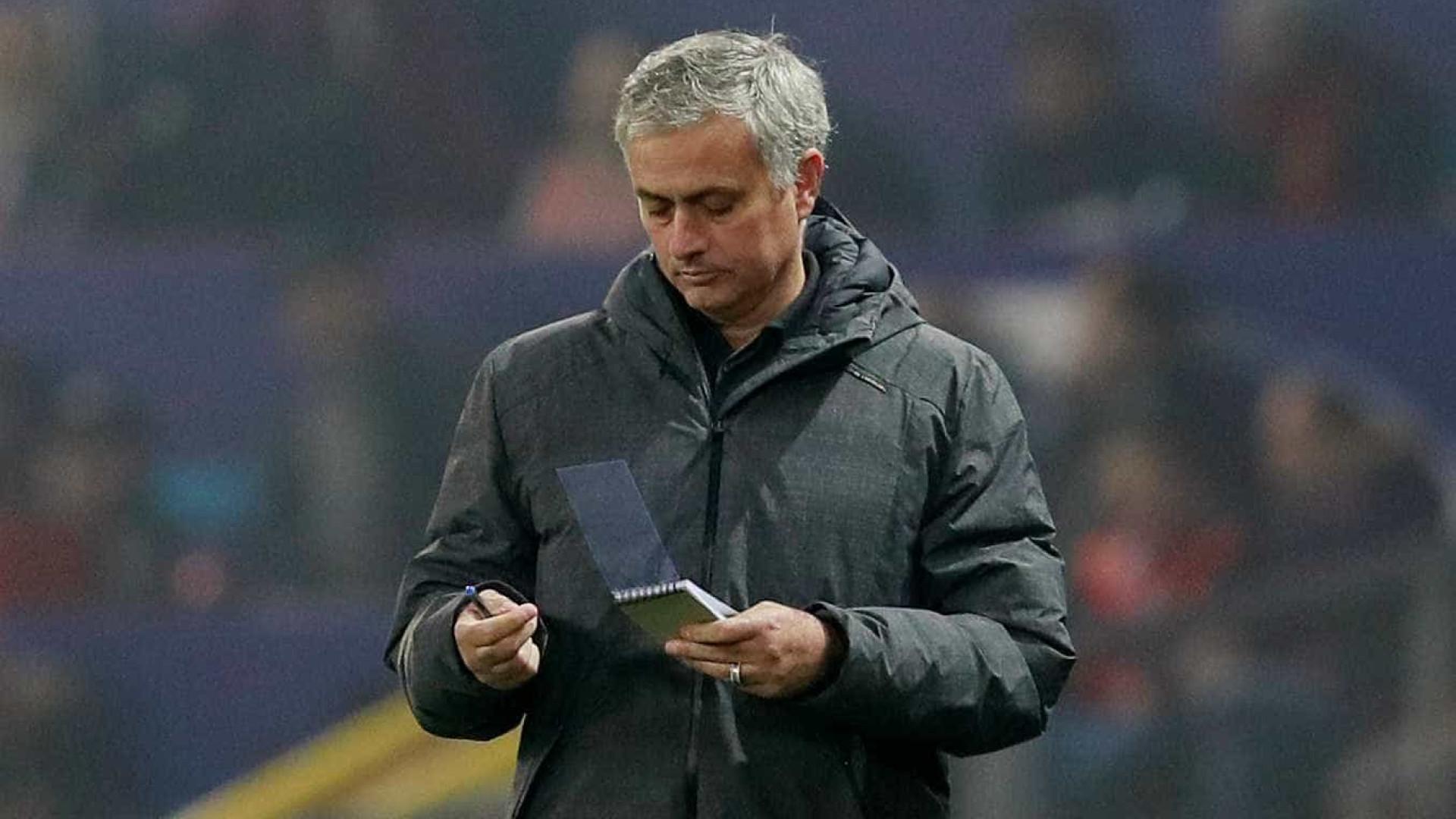 Manchester pode pagar quase R$ 500 milhões por sonho de Mourinho