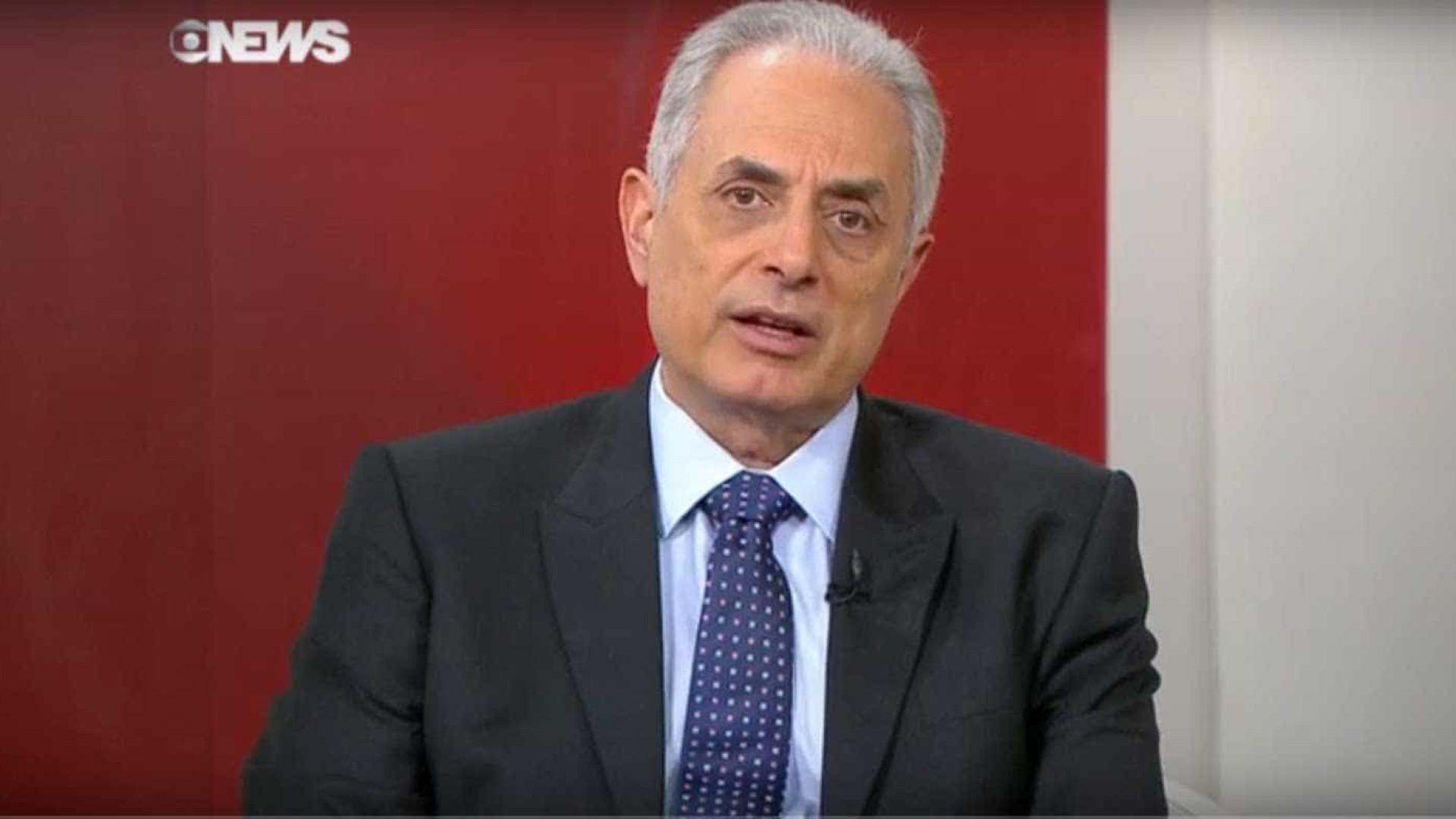 Substituta de William Waack estreia na GloboNews neste sábado