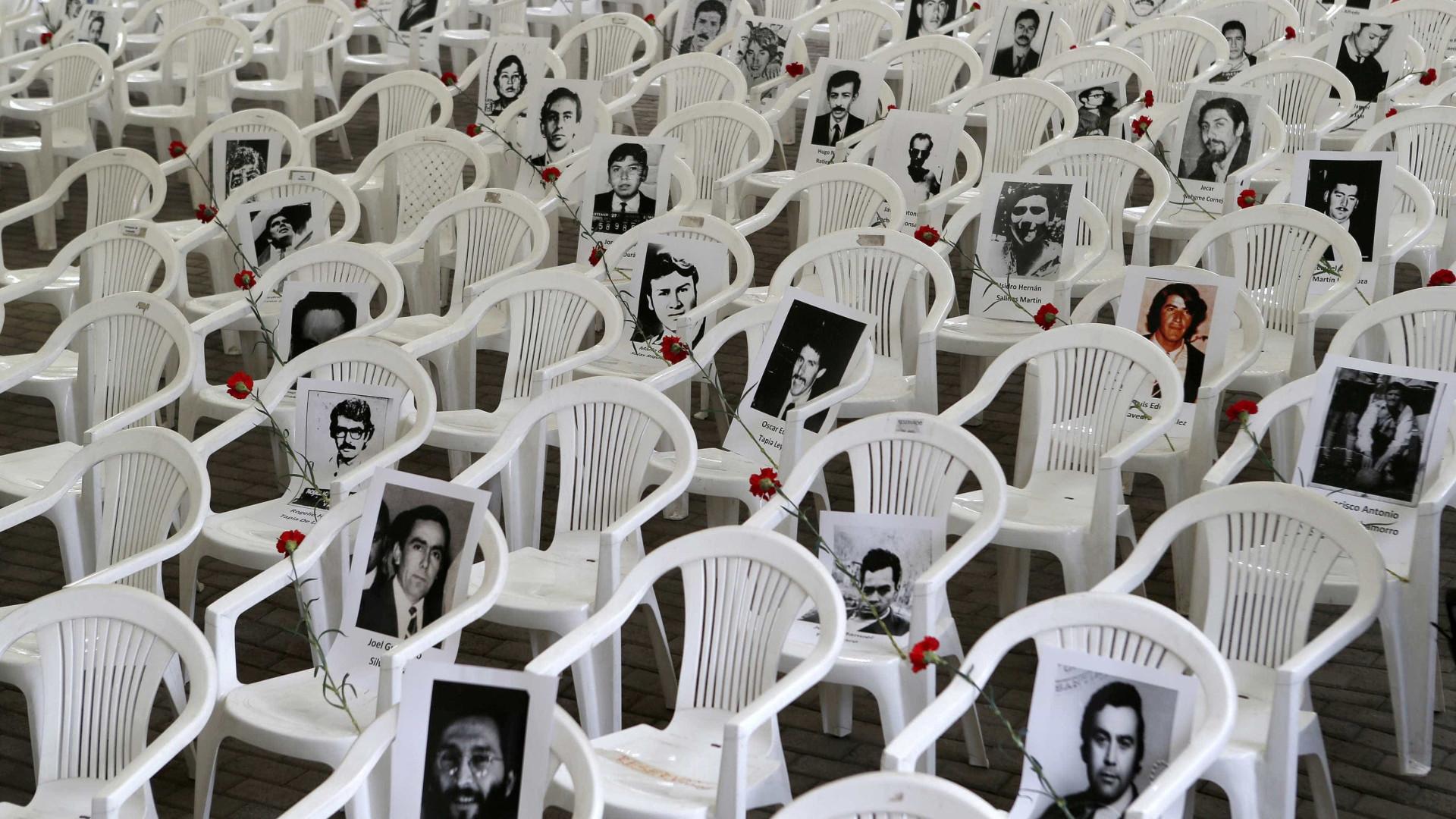 Chile condena primeiro civil por crimes durante a ditadura de Pinochet