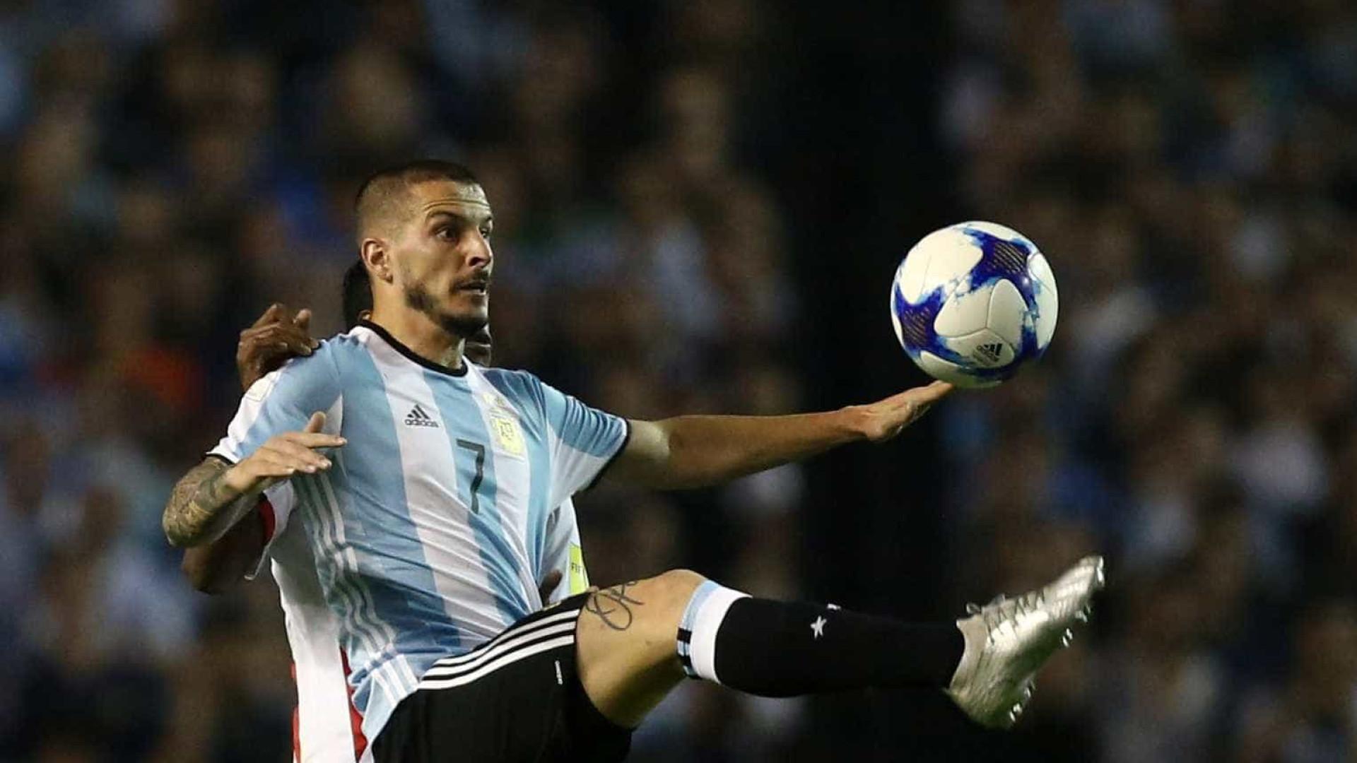 Craque da Argentina sofre lesão e pode ficar fora da Copa do Mundo